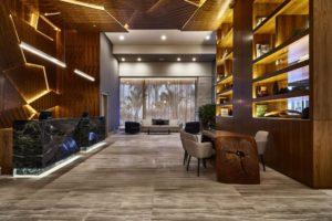 サン・ビセンテのホテル