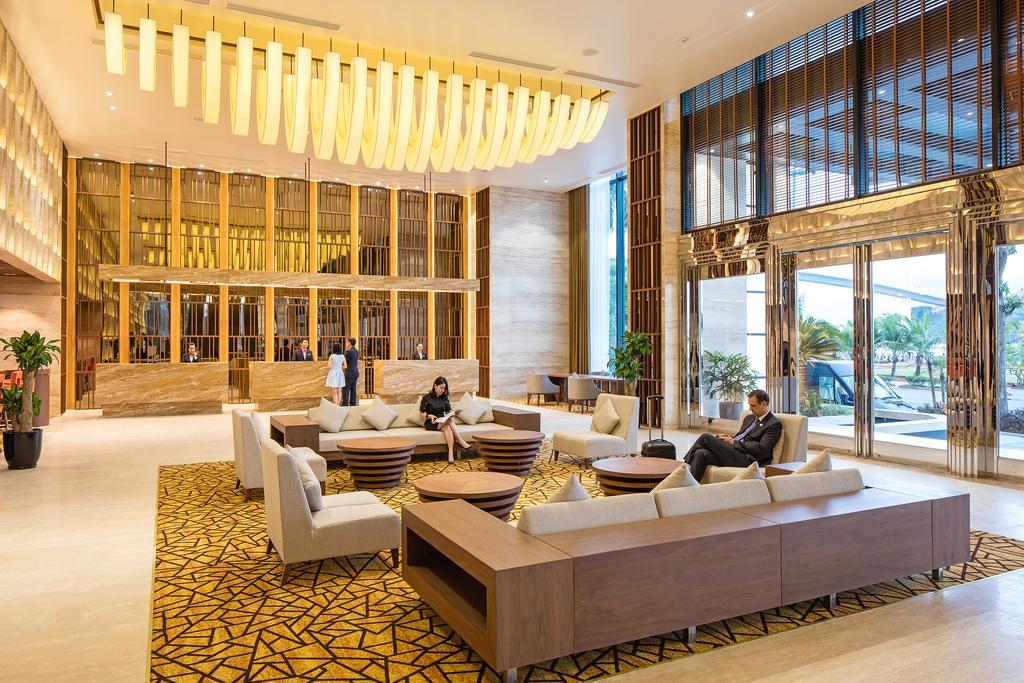 ハロン湾のホテル