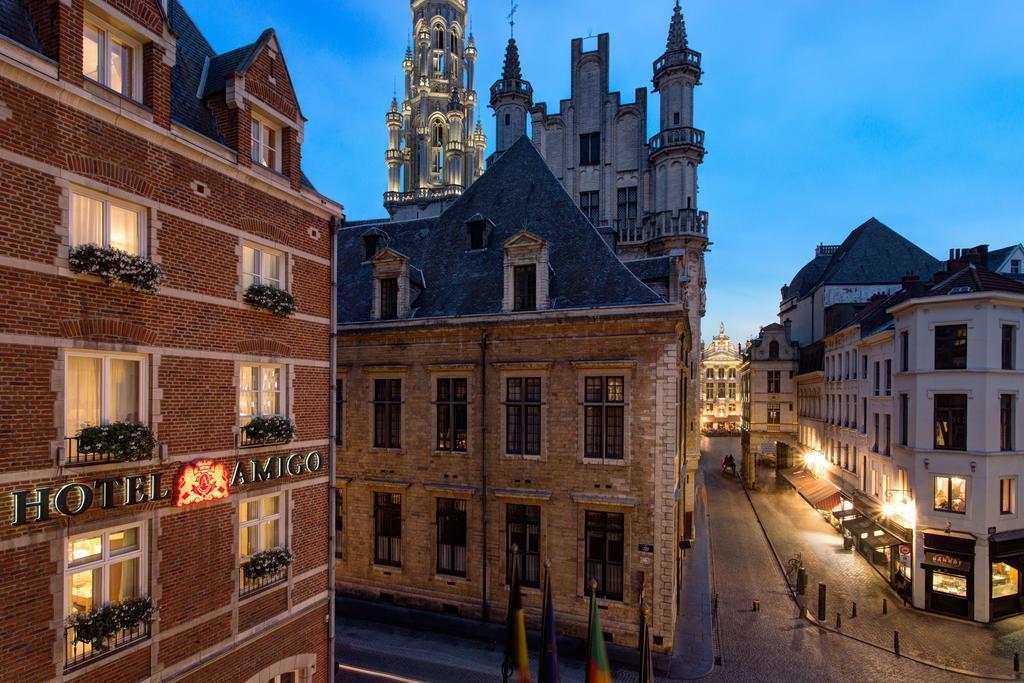 ブリュッセルのホテル