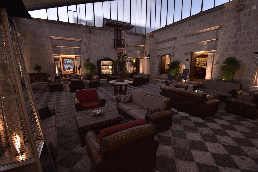 アレキパのホテル