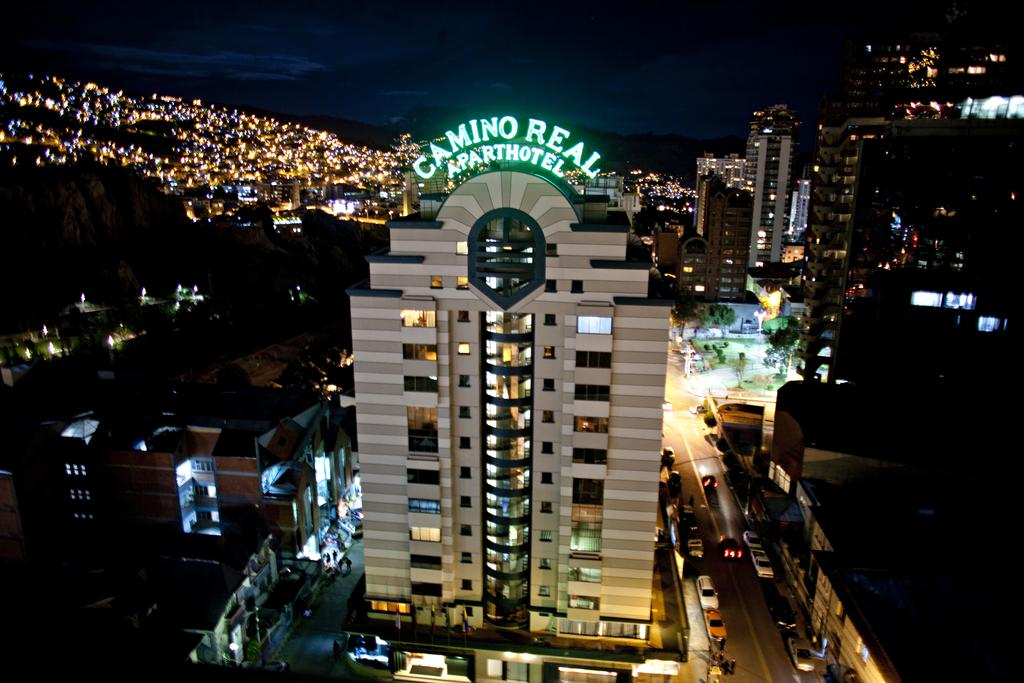 ラパスのホテル