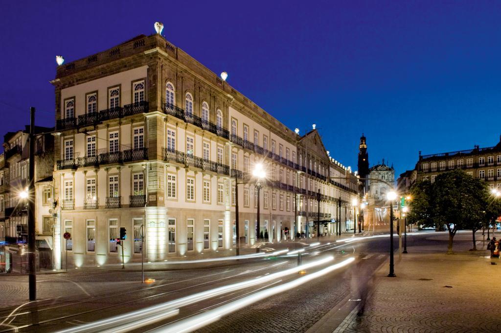 ポルトのホテル