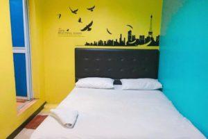 シャー・アラムのホテル_3