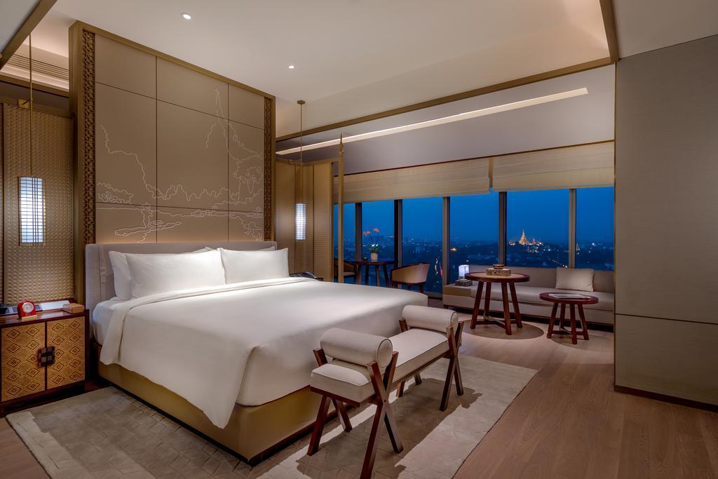 ヤンゴンのホテル