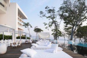 アカプルコのホテル