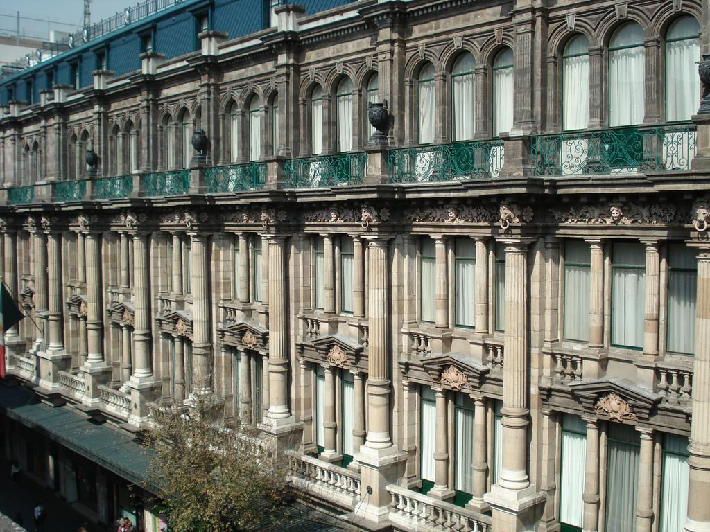 メキシコシティのホテル