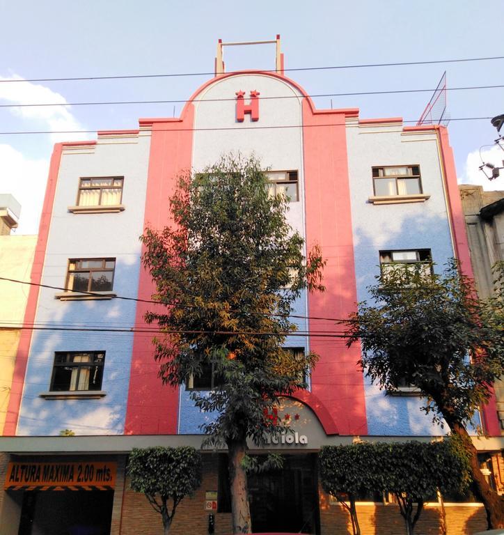 メキシコシティのホテル_3
