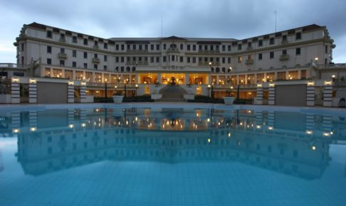 マプトのホテル