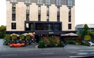 キシナウのホテル
