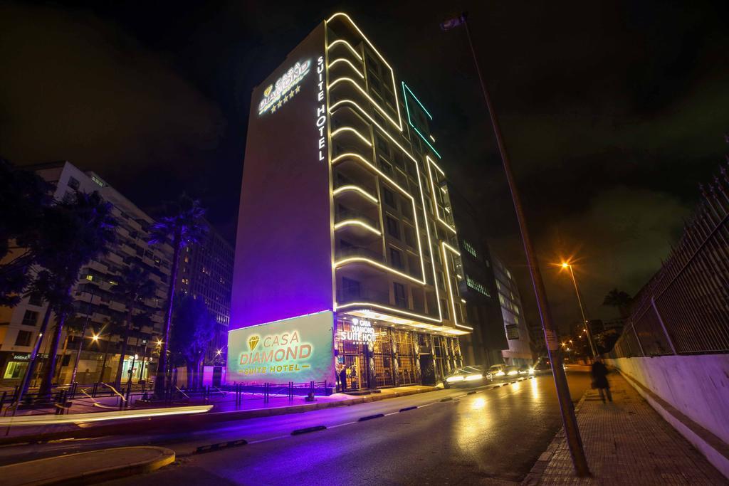 カサブランカのホテル