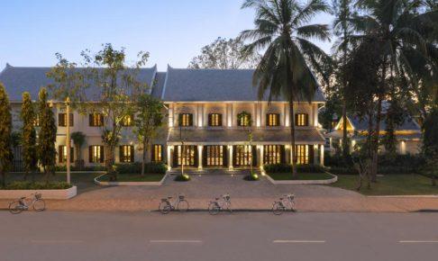 ルアンパバーンのホテル