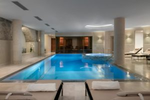 ヴィリニュスのホテル