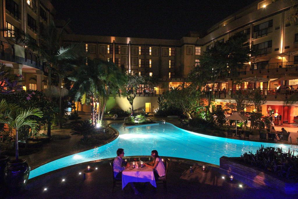 キガリのホテル
