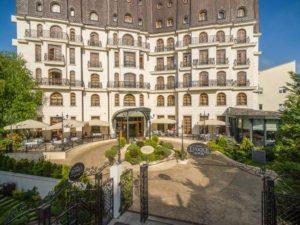 ブカレストのホテル