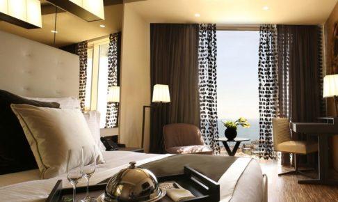 ベイルートのホテル