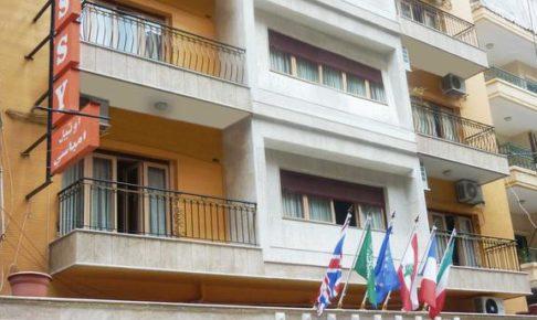 ベイルートのホテル_3