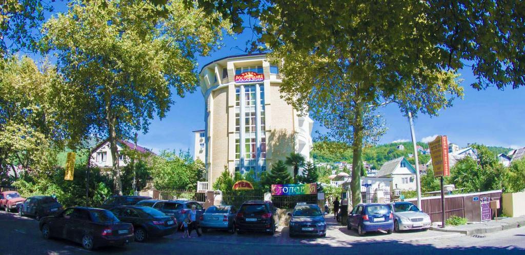 ラザレフスコエのホテル_3