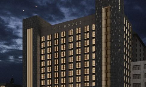 西安市のホテル