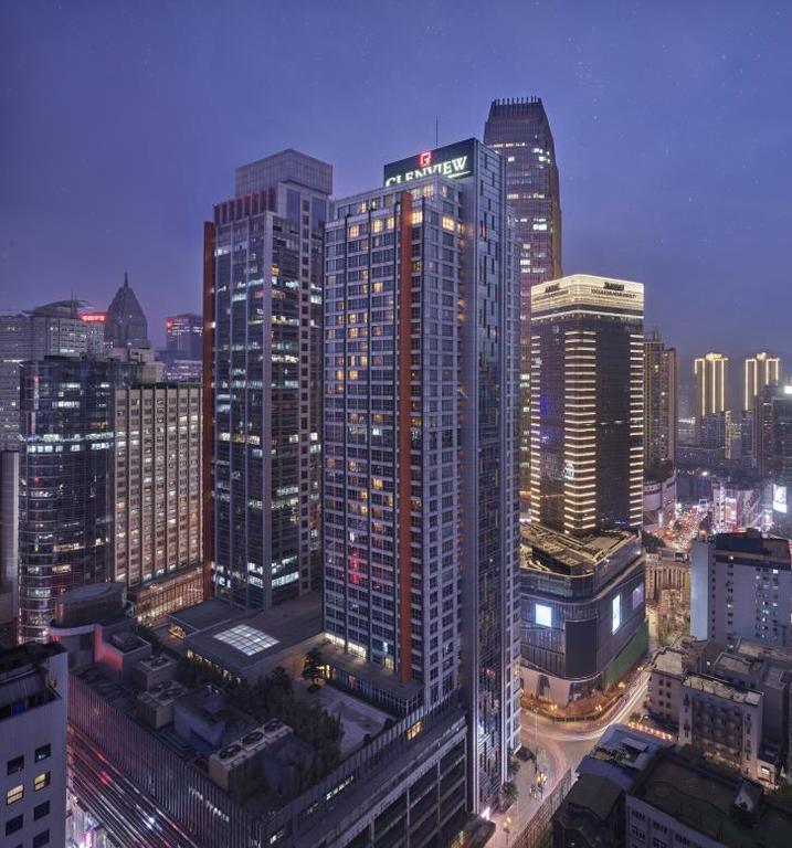 重慶市のホテル