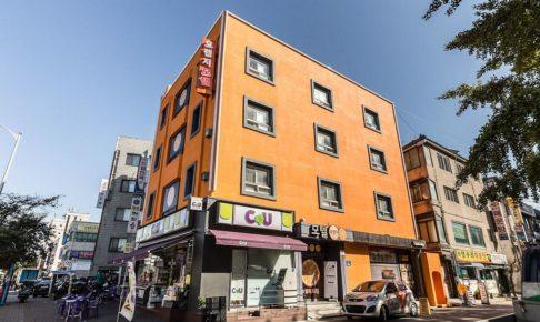 ソウルのホテル_3