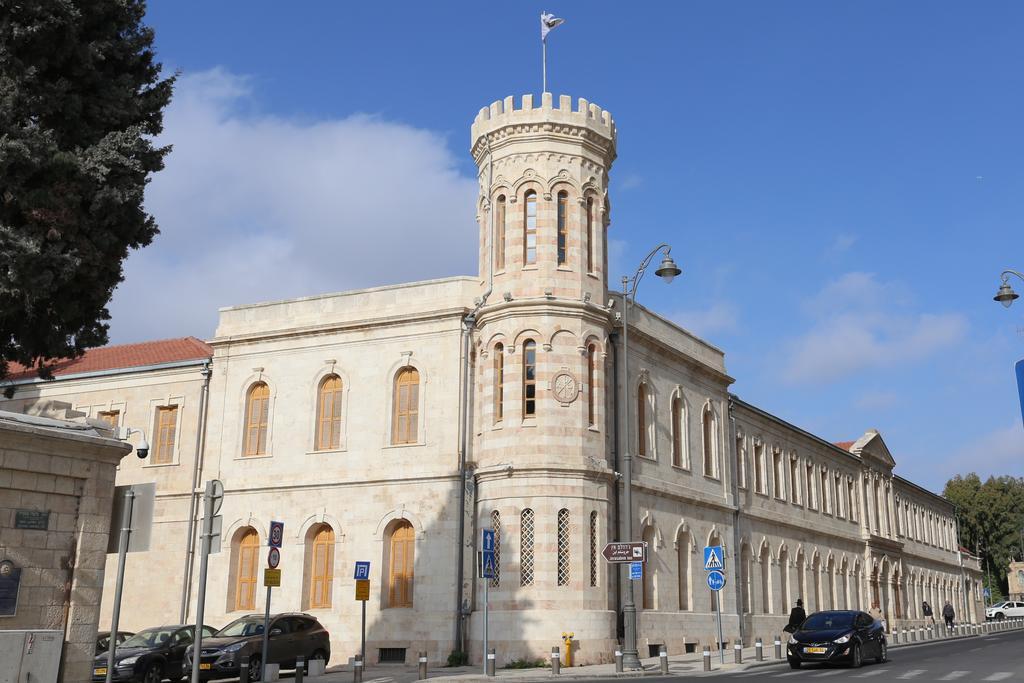 エルサレムのホテル_1
