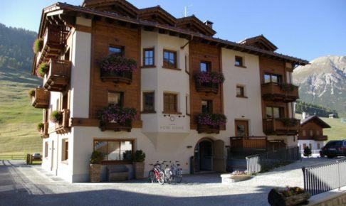 リヴィーニョのホテル_1