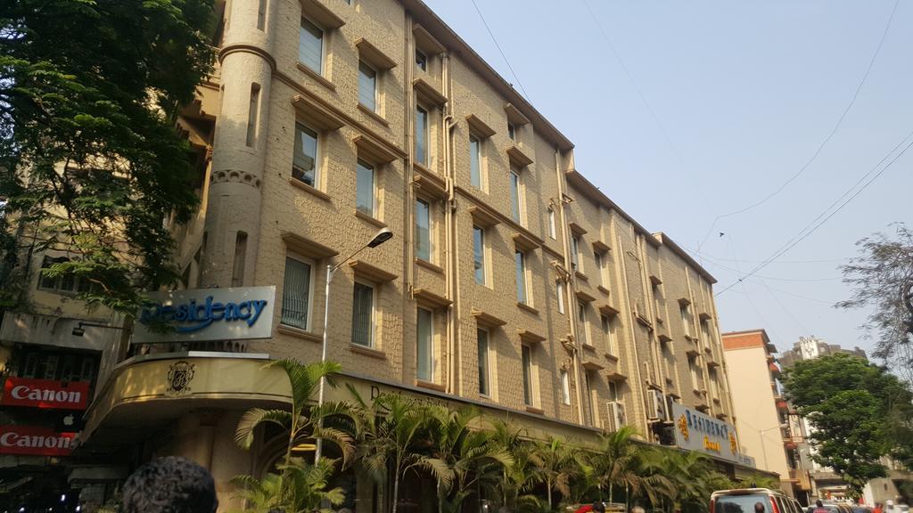 ムンバイのホテル_1