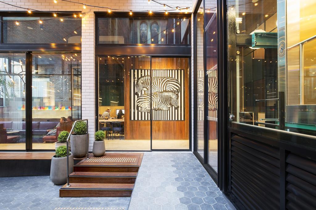 シドニーのホテル_1