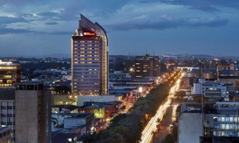 ルサカのホテル_1