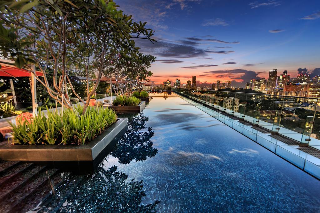 シンガポールのホテル_1