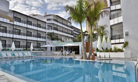 プラヤ・デ・ラ・アメリカスのホテル_1