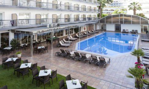 リョレート・デ・マルのホテル_1