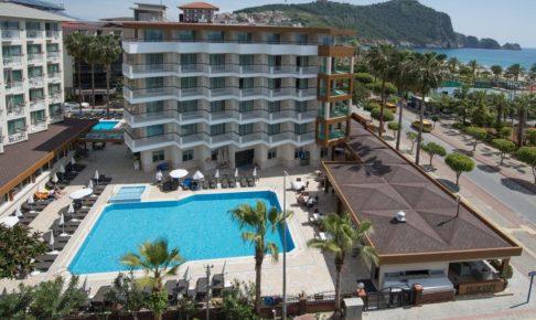 アランヤのホテル_1