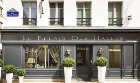 パリのホテル_1