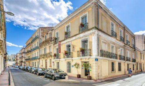モンペリエのホテル_1
