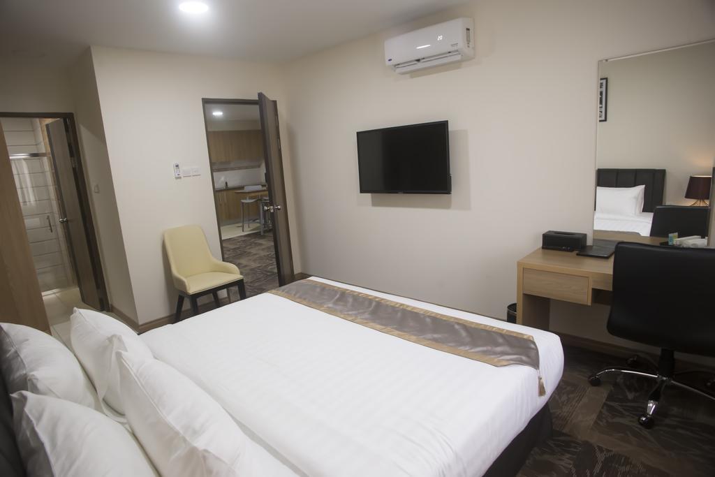 バンダル・スリ・ブガワンのホテル_1