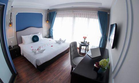 ハノイのホテル_1