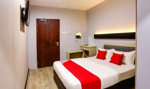 コタキナバルのホテル_1