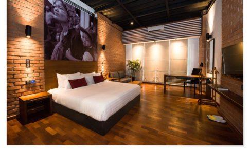 ヤンゴンのホテル_1