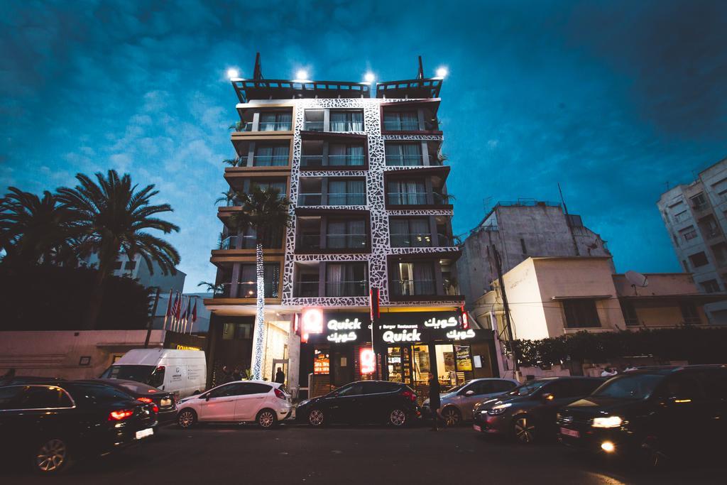 カサブランカのホテル_1