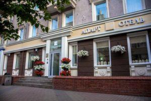 クラスノヤルスクのホテル_1
