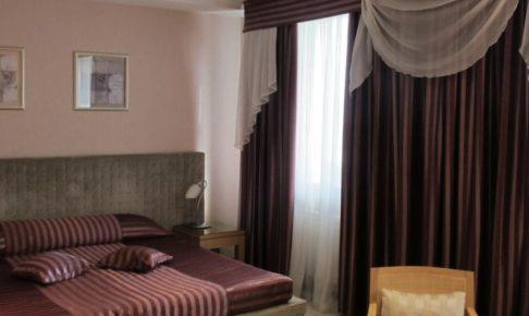 チェリャビンスクのホテル_1