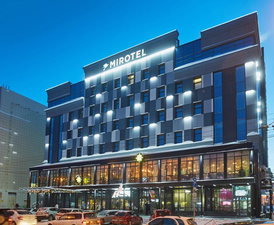 ノヴォシビルスクのホテル_1