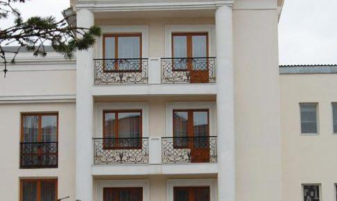 ヴォルゴグラードのホテル_1