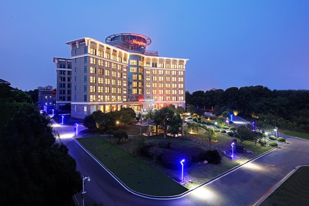 武漢市のホテル_1