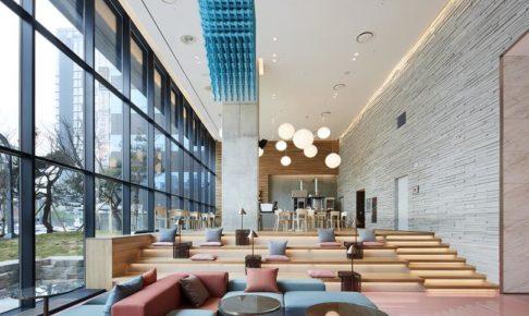 ソウルのホテル_1